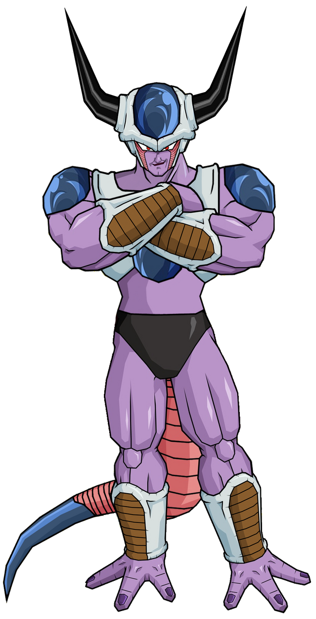 King Cold and Frieza Fusion by legoFrieza on DeviantArt