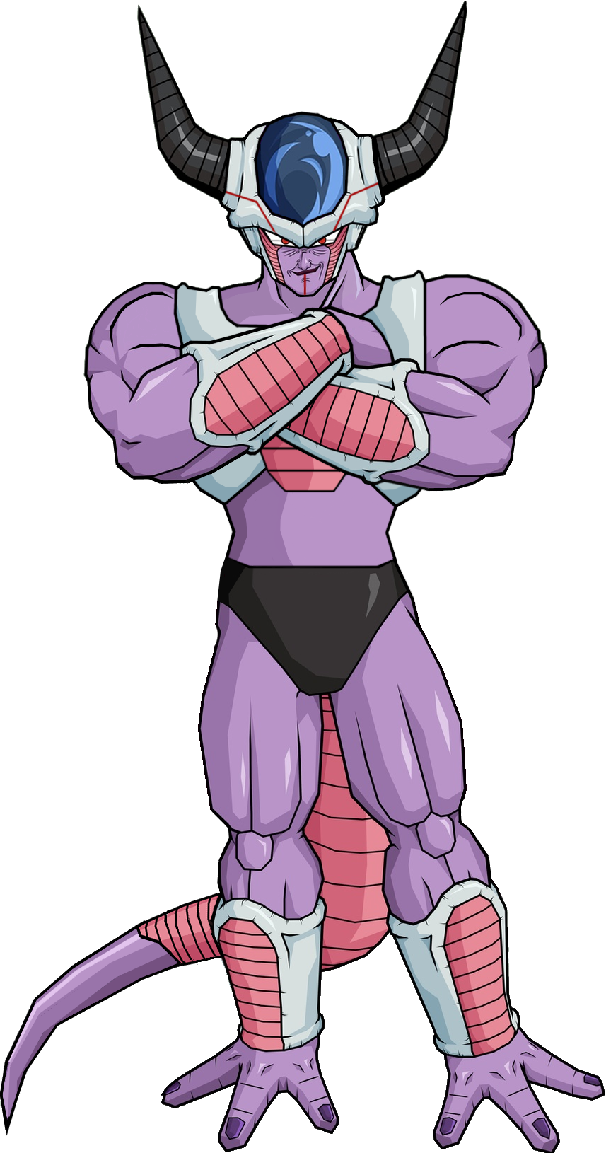 Baby King Cold 1st form by legoFrieza on DeviantArt