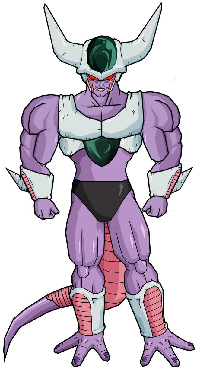 King Cold 3rd Form by legoFrieza on DeviantArt
