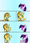 Earth Ponies and Pringles