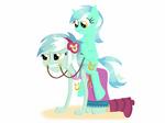 Lyra and Lyra (colored)