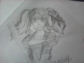 Elizabeth Midford by Sendaira