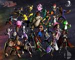 Super Smash Bros. Melee (All)