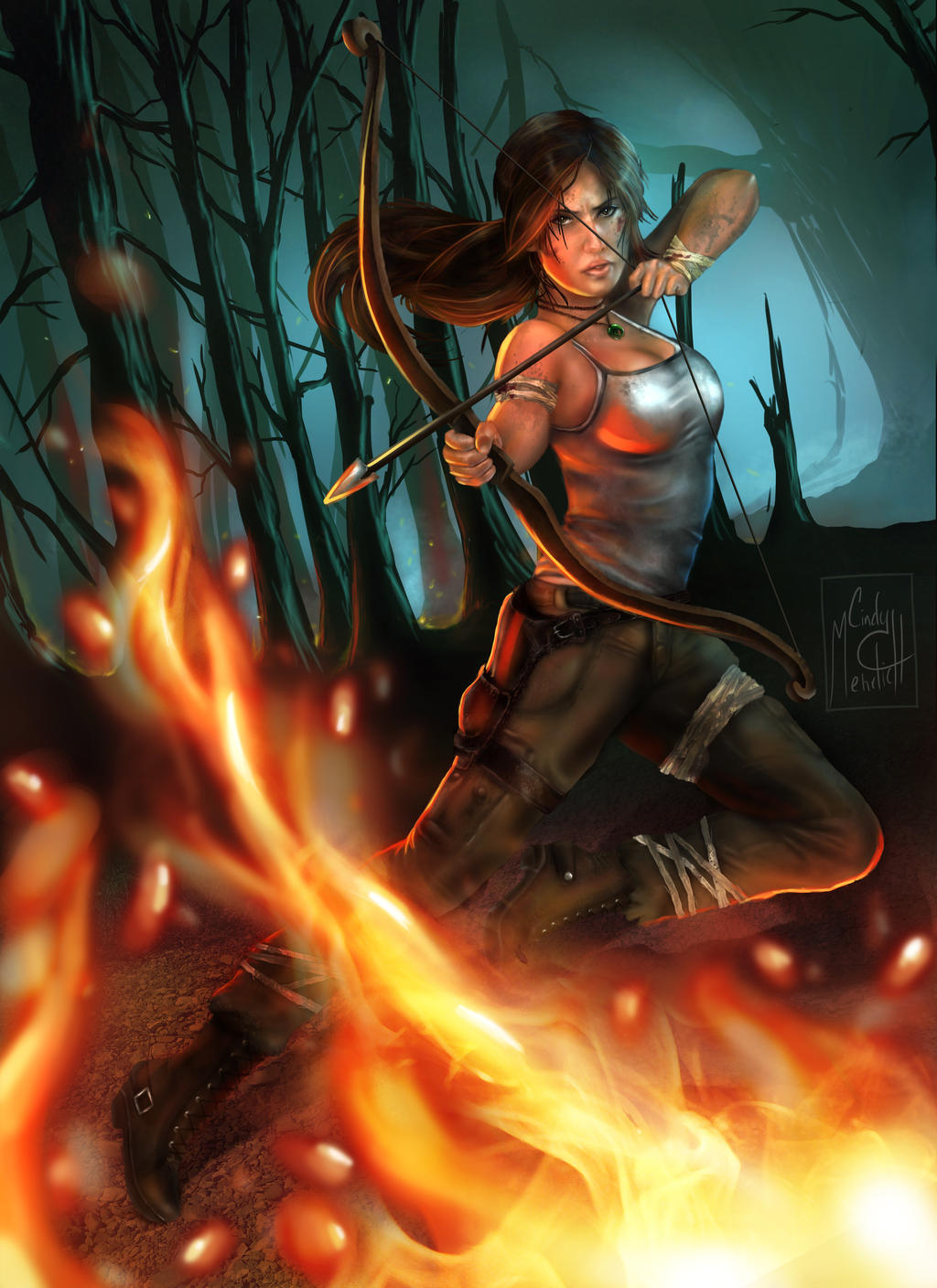 Tomb Raider Reborn by Cynday