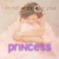 I don't wanna be your princess - Avatar by bluemju
