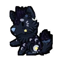 Minis: Starri by Creamy-Galaxies