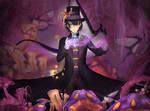 Ydris The Magican | Fan Art