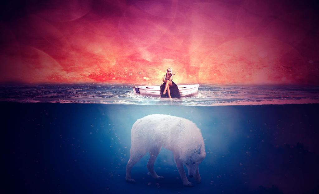 Fantasy under sea
