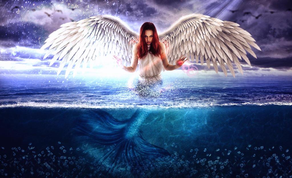 Sea Angel Ver2 by onurado