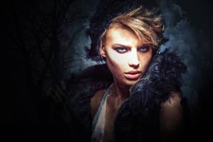 Woman Portrait by onurado