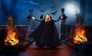 Dark Fantasy Photo Manipulation