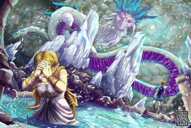 Zelda's Faith by MushkiKizou-Art