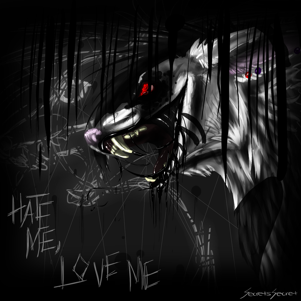 Love me hate me by secretssecret