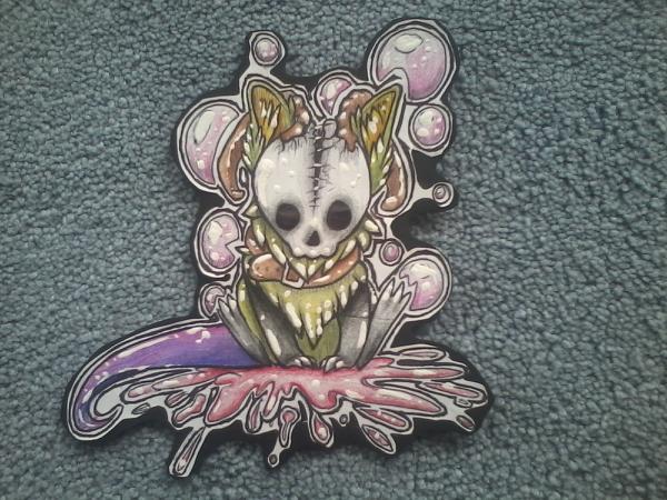 +Poisonus Skull+ by SecretsSecret