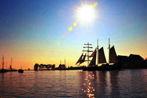 Sailing into the Twilight