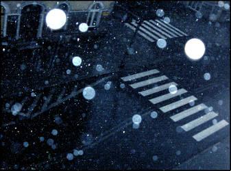 Rain by k-lia