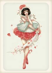 Magical girl, Rozen by kazuki2013