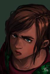 Ellie by Animenifestor