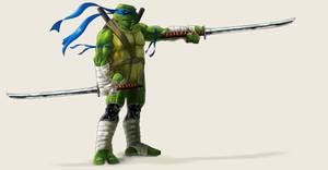 Turtles_Leo