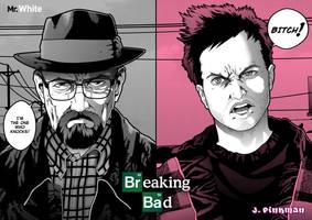 Breaking Bad Fanart by ZehB