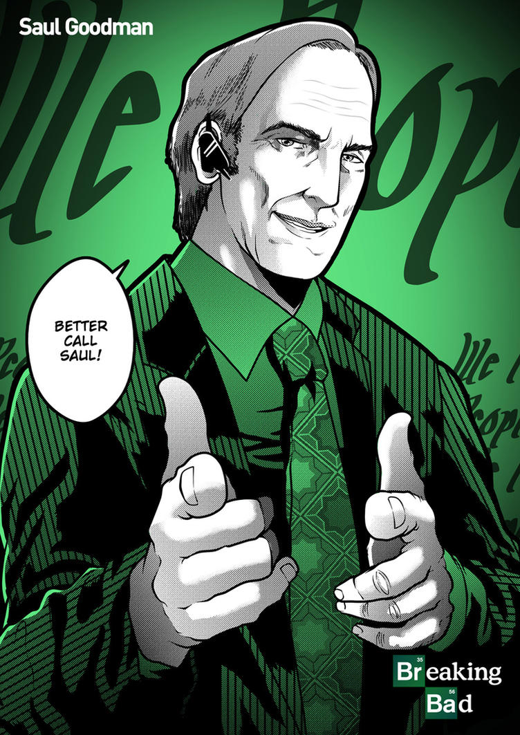 Better Call Saul (Breaking Bad's Spin Off) TV Show Saul_goodman___breaking_bad_fanart_by_zehb-d6gxc6h