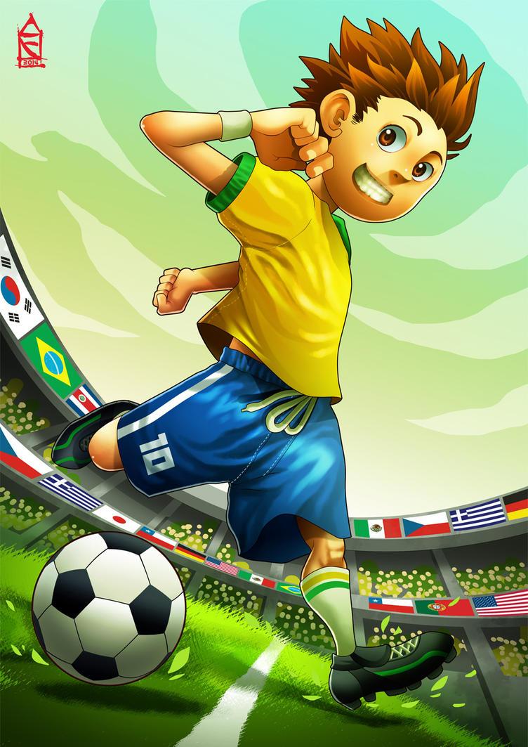 Soccer! by ZehB