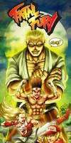 Lone Wolves from Fatal Fury