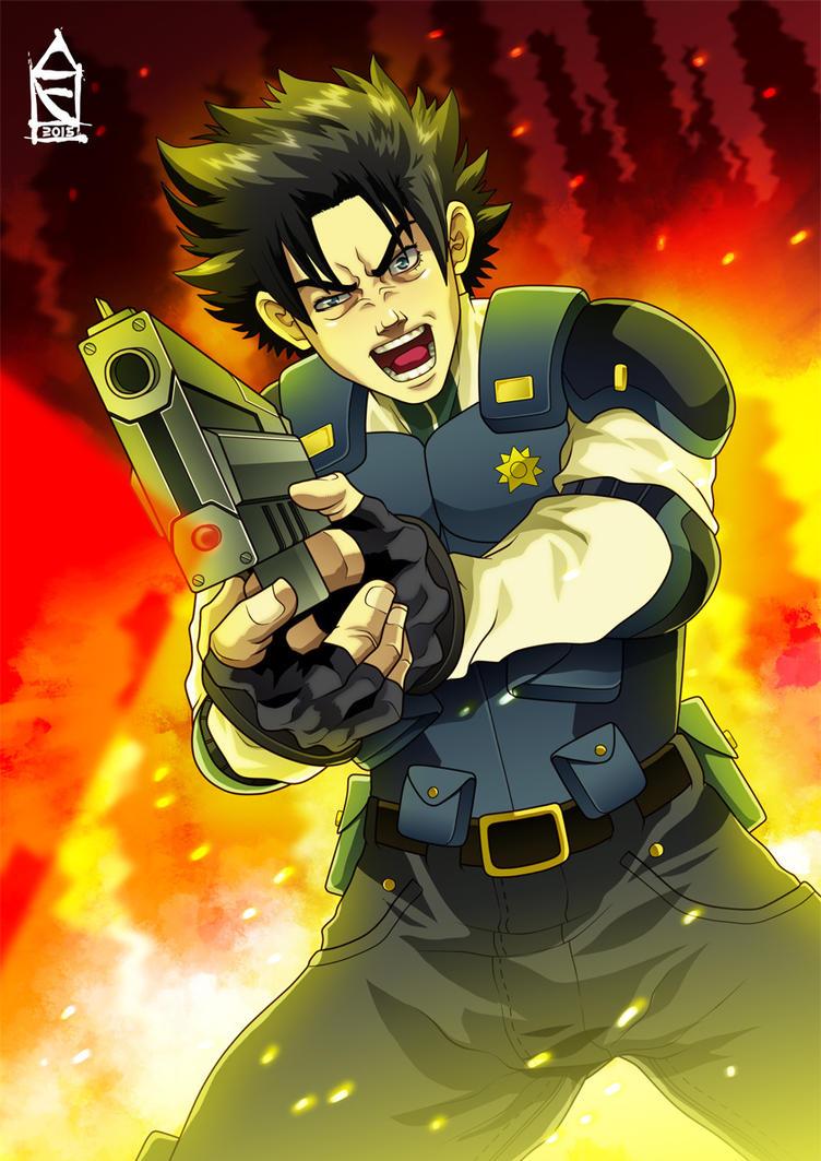 Cops Go! by ZehB