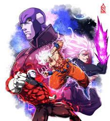 Dragon Ball Super by ZehB