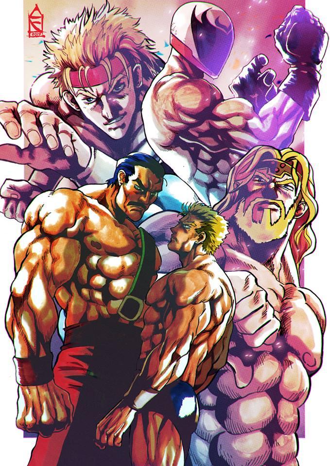 Slam Masters by ZehB