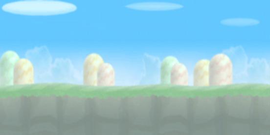 New Super Mario Bros Wii Overworld Bg 2 By Somarimarionicteam On