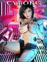cyborg03 by aryasatya