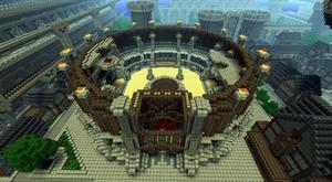 Imperial City Arena minecraft