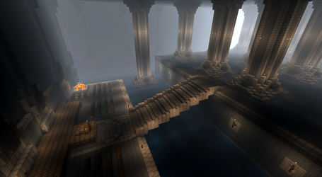 Oblivion Cathedral 2-minecraft by Sir-Beret