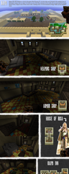 Kaipo:FFIV in Minecraft by Sir-Beret