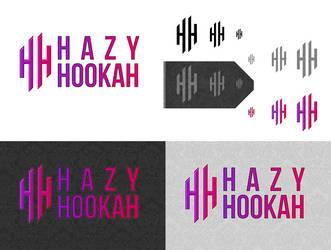 Hazy Hookah Logo