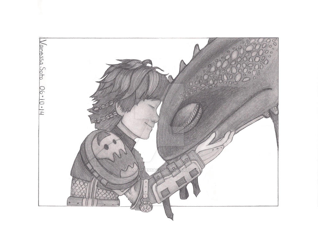 Never Cease to Amaze- Httyd 2 by aquavanessa27
