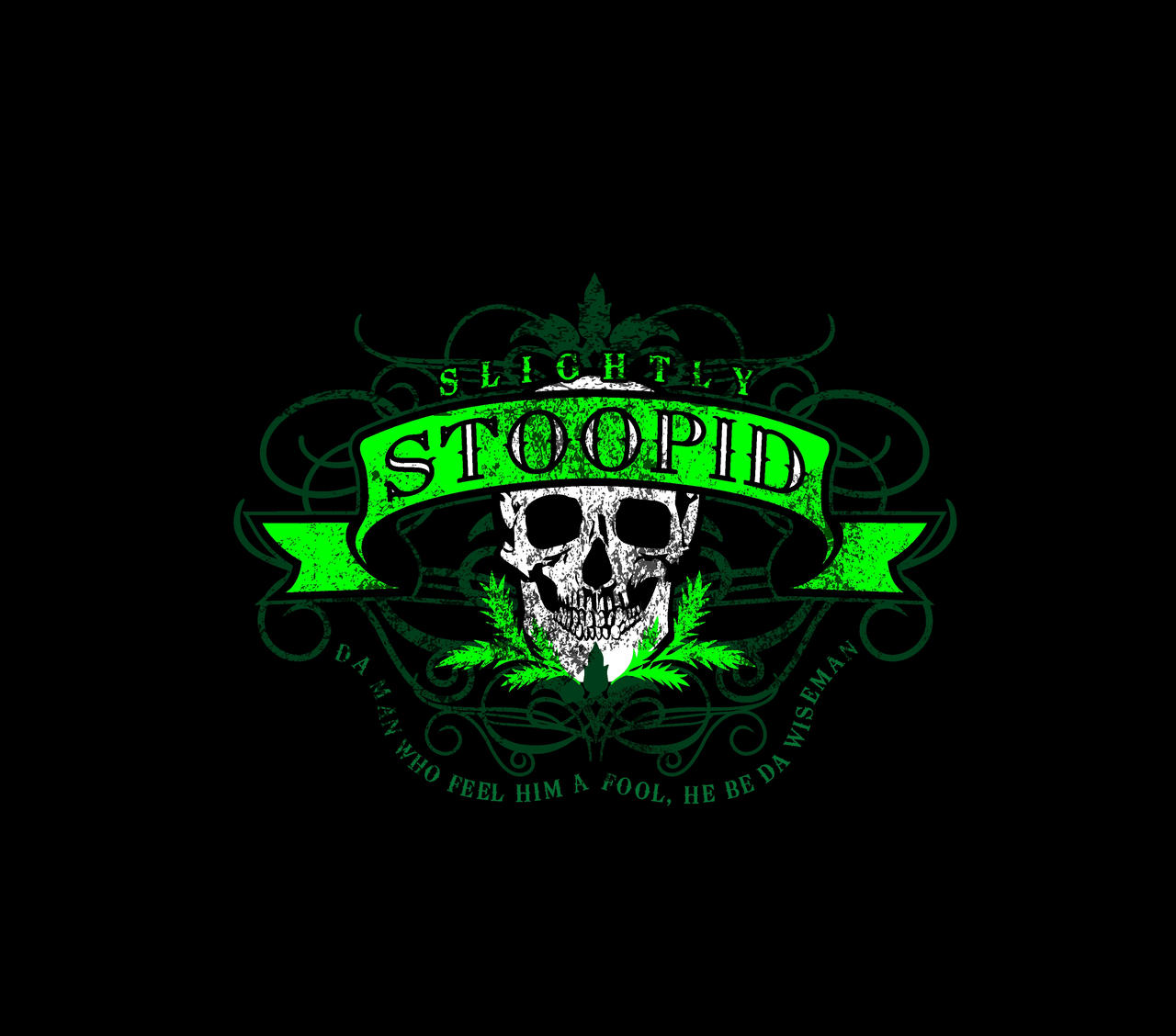 SlightlyStoopid skull by ENOTSdesign on DeviantArt