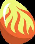 Phoenix Egg Vector