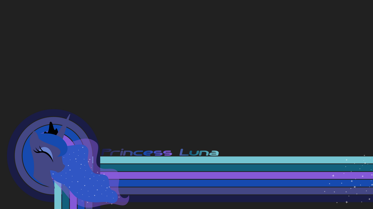Luna Wallpaper by The-Intelligentleman