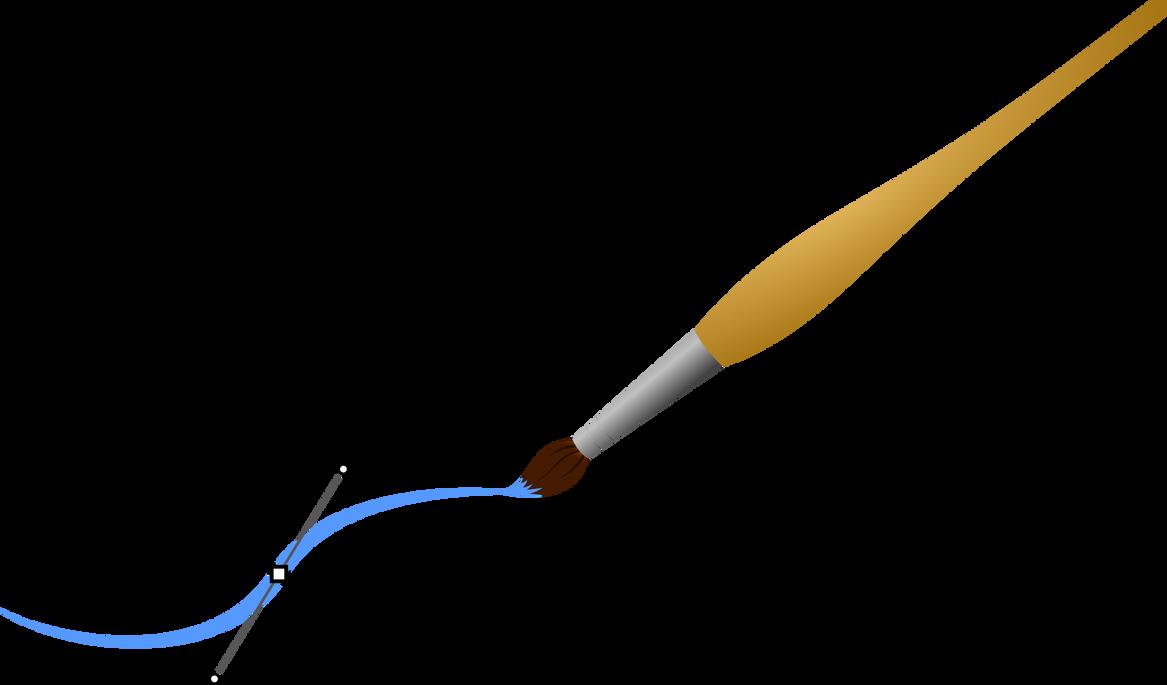 Paint Brush Wallaper