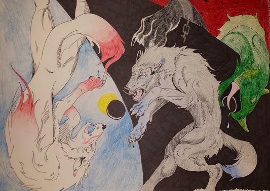 Super Ragnarok party by Coagula