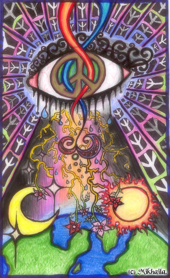 Third Eye by xomikhaila on DeviantArt