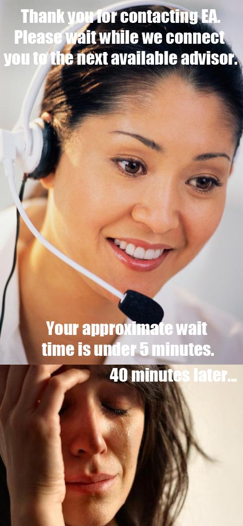 Customer Service Meme by iKKiGear on DeviantArt