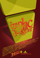 graphic designer poster-2 by operadevil69