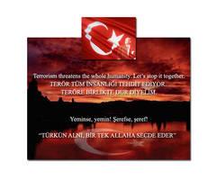 STOP TERORISM by operadevil69