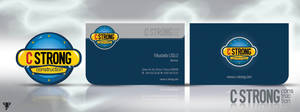 c-strong corporate identity