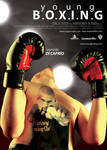young boxing poster design