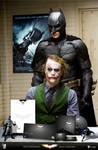 batman corporate identity