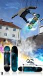 Skateboard Q2 Design